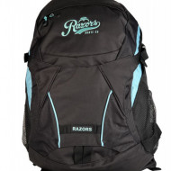 Razors Backpack Humble black/mint