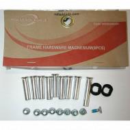 Rollerblade Axle Kit Magnesium Frame