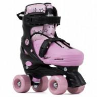 SFR Nebula Pink - Patins Ajustáveis