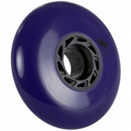UNDERCOVER Team 80mm/86a, full Radius, Purple, 4-Pack