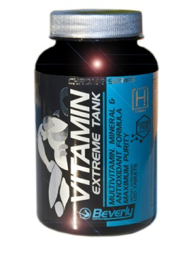 Imagens VITAMIN EXTREME TANK 120 COMP.