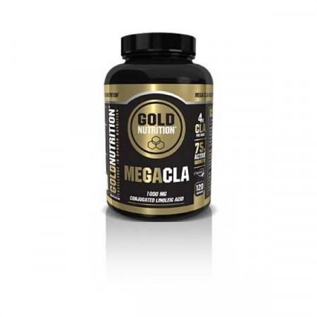 Imagens GOLD NUTRITION MEGA CLA 1000MG 120 CÁP.