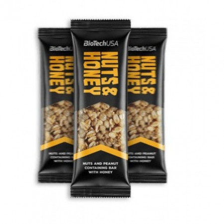 Imagens Nuts & Honey - 28 x 35g