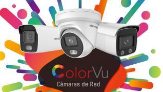 Cámaras ColorVu de Hikvision