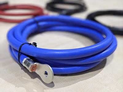 Cables para Baterías y Energía Solar
