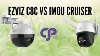 Comparación de cámaras de seguridad: Ezviz vs Imou