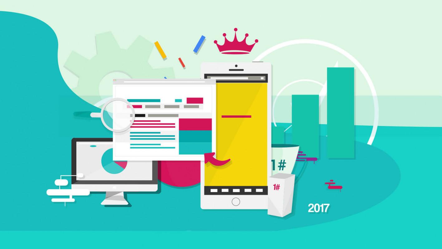 SEO in 2017: Mobile optimization as a competitive advantage