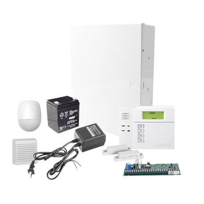 HONEYWELL HOME RESIDEO - VISTA48START - Sistema de Alarma VISTA48LA con Sensor de Movimiento Contactos Magneticos Sirena de 15 Watts Bateria y Transformador