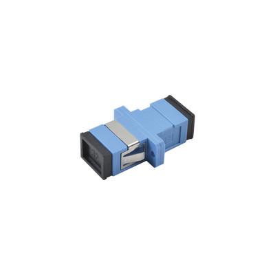 LINKEDPRO - LP-FOAD-6085 - Módulo acoplador de fibra óptica simplex SC/UPC a SC/UPC compatible con fibra Monomodo