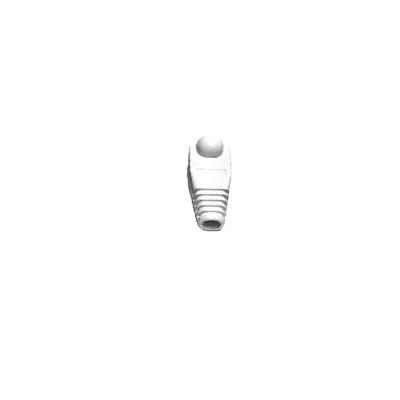 LINKEDPRO - LP-PG8-025-WH - Capa Plástica para protección de Plug RJ45 Color Blanco