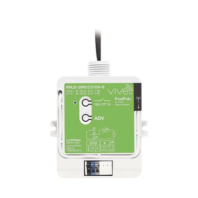 LUTRON ELECTRONICS - RMJS20RCCO1DVB - Interruptor de propósito general 20A con salida de relavador