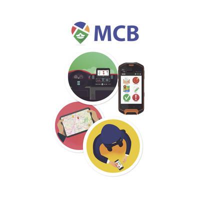 MCDI SECURITY PRODUCTS INC - MCB-100 - Licencia. Software para el control de ordenes de trabajo y servicio. Ideal para administrar su personal de campo instaladores ventas repartidores etc