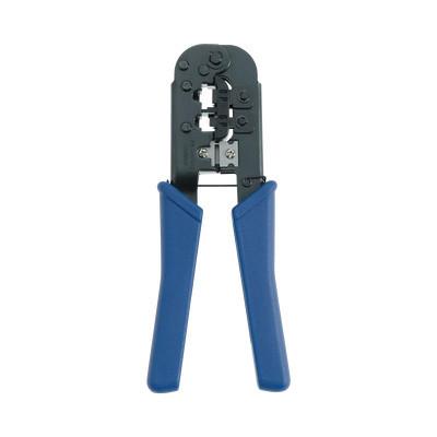 TEMPO - PA70005 - Pinzas para terminación de conectores RJ45/RJ11/RJ12 para cable UTP