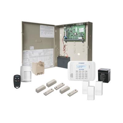 HONEYWELL HOME RESIDEO - VISTA21IP-ECO-RF - Sistema de Alarma con Comunicador IP Intercontruido en Kit Inalambrico
