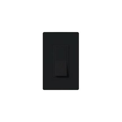 LUTRON ELECTRONICS - CA-3PS-BL-S - Switch 3 vias 15 Amp negro nigth