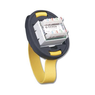 SIEMON - PG - Herramienta de Protección de Palma Para Conectores UTP MAX Planos Angulados y tipo Keystone