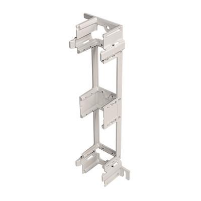 SIEMON - S89D - Bracket para Montaje de Regleta S66 Acepta 1 regleta M150 6 conectores de 25 pares
