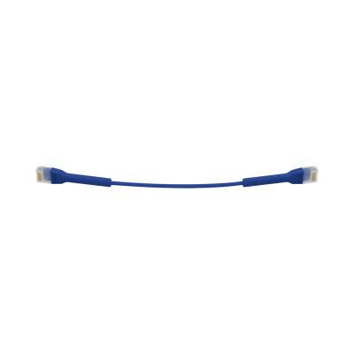 UBIQUITI NETWORKS - UC-PATCH-RJ45-BL - UniFi Ethernet Patch Cable Cat6 de 22 cm color azul
