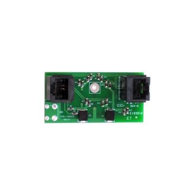 DITEK - DTKMRJ45M130 - Protector contra sobretensiones RJ45 para marcador analogico telefonia; aplica para placas frontales DTK-RM12FP ó DTK-WM6FP