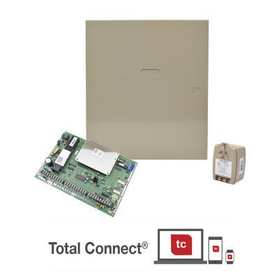 HONEYWELL HOME RESIDEO - VISTA-128-BP-T - Panel de Alarma Hibrido 8 Particiones Hasta 128 Zonas Compatible con AlarmNet y Total Connect