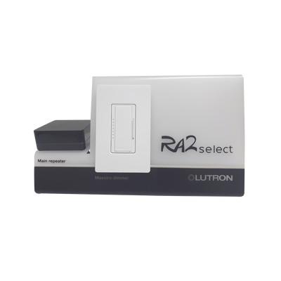 LUTRON ELECTRONICS - RA2SELWKGDEMO - Demo de RA2 Select genere demostraciones de la solución en control de iluminación..