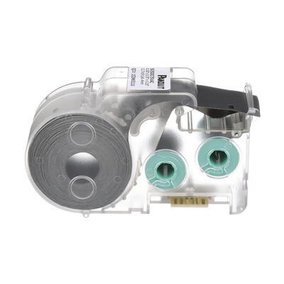 PANDUIT - S100X075VAC - Casete de 350 Etiquetas Autolaminadas de 25.4 x 19.05 mm para Cables de 2 a 4.1 mm de Diámetro Área de Impresión Color Blanco