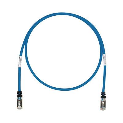 PANDUIT - STP6X5BU - Patch Cord Cat6A Blindado S/FTP CM/LS0H 5ft Color Azul