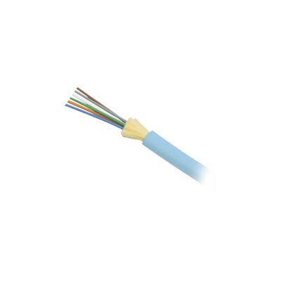 SIEMON - 9BB5P006D-T312A - Cable de Fibra Óptica de 6 hilos Interior Tight Buffer No Conductiva (Dieléctrica) Plenum Multimodo OM3 50/125 optimizada 1 Metro