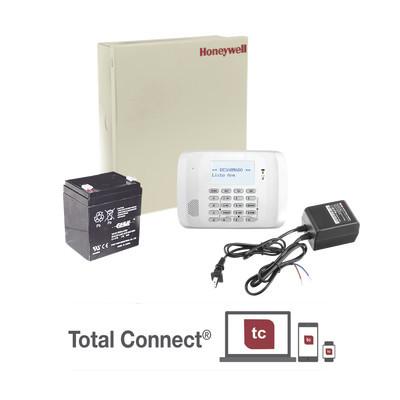 HONEYWELL HOME RESIDEO - VISTA-48LA-NTB - Kit de Panel de Alarma VISTA48LA con Gabinete Batería y Transformador