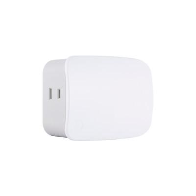 JASCO - 281-70 - Plug-In / Atenuador con señal inalambrica Z-WAVE para Tomacorriente convencional compatible con HUB HC7 puede ser un panel de alarma L5210 L7000 con Total Connect