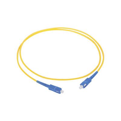 LINKEDPRO - LP-FO-6019B - Jumper de Fibra Óptica Monomodo SC/SC Simplex de 1 metro