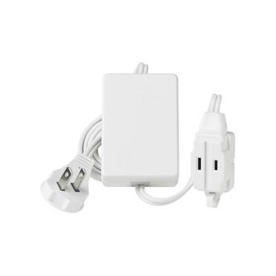 LUTRON ELECTRONICS - MRF2-3PD-3-WH - PowPak plug-in dimming modulo 300W