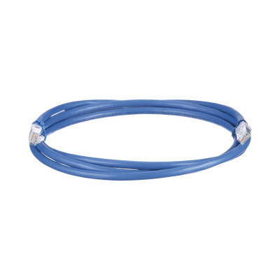 PANDUIT - UTP6AX20BU - Cable de Parcheo UTP Cat6A 24 AWG CM Color Azul 20ft