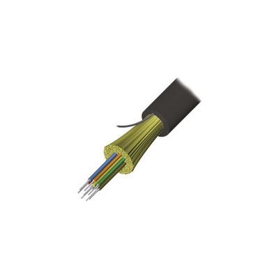 SIEMON - 9GD8P006D-E201A - Cable de Fibra Óptica de 6 hilos Interior/Exterior Tight Buffer No Conductiva (Dielectrica) Plenum Monomodo OS2 1 Metro