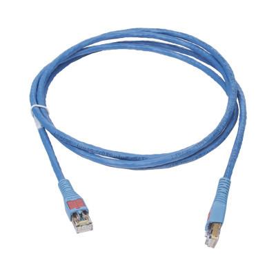 SIEMON - BP6-07-06B - Patch Cord Tipo BladePatch Desconexión Desde la Bota Cat6 7ft Color Azul Versión Bulk (Sin Empaque Individual)