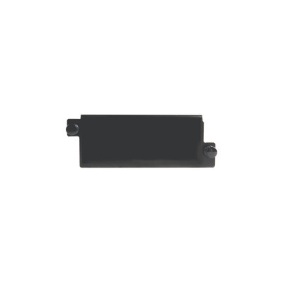 "SIEMON - PPM-BLNK - Placa adaptadora ""Plug and Play"" Ciega Color Negro"