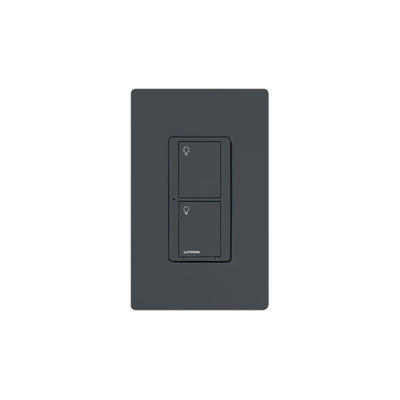 LUTRON ELECTRONICS - PD-5S-DV-BL - INTERRUPTOR SWITCH On/Off PRO COLOR NEGRO
