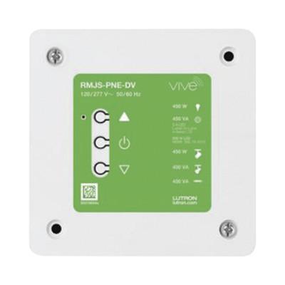 LUTRON ELECTRONICS - RMJSPNEDV - Controlador 8A para accesorios controlados de 0-10V