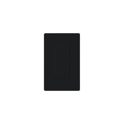 LUTRON ELECTRONICS - SC-BI-MN - Placa ciega color negro nigth