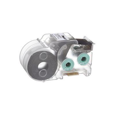 PANDUIT - C125X030FJC - Casete de 200 Etiquetas Adhesivas para Patch Panel Face Plate o Cajas Superficiales Para Identificación 2 Puertos Color Blanco