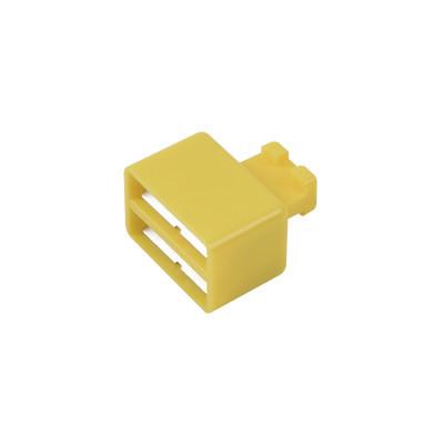 SIEMON - SMBC-2-5 - Clip de Puente Para Uso con Regletas S66 de Siemon de 1 par Color Amarillo