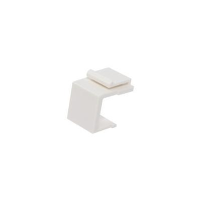 LINKEDPRO - LP-AP-01 - Modulo ciego color blanco para placas de pared linkedpro