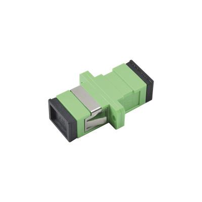 LINKEDPRO - LP-FOAD-6077 - Módulo acoplador de fibra óptica simplex SC/APC a SC/APC para fibra Monomodo