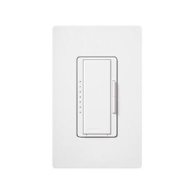 LUTRON ELECTRONICS - MACL153MWH - Maestro Atenuador dimmer3 VIAS / Un solo polo 150W CFL/LED O 600W INC/HAL