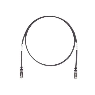 PANDUIT - STP6X10BL - Patch Cord Cat6A Blindado S/FTP CM/LS0H 10ft Color Negro