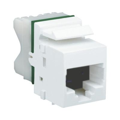 SIEMON - MX5-K02 - Jack MAX UTP Categoría 5e Keystone Color Blanco