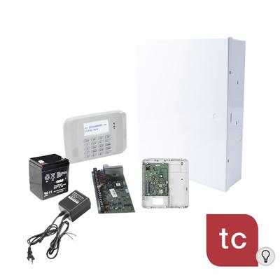 HONEYWELL HOME RESIDEO - VISTA48LANTB-IP - Kit de Sistema de Alarma VISTA48 con Comunicador IP y un Año de Servicio de Total Connect Incluido