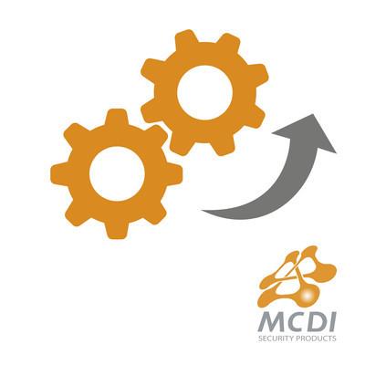 MCDI SECURITY PRODUCTS INC - STUP-1 - Licencia Modulo para migrar de versión STlite de 200 cuantas a ST1V2 cuantas ilimitadas.