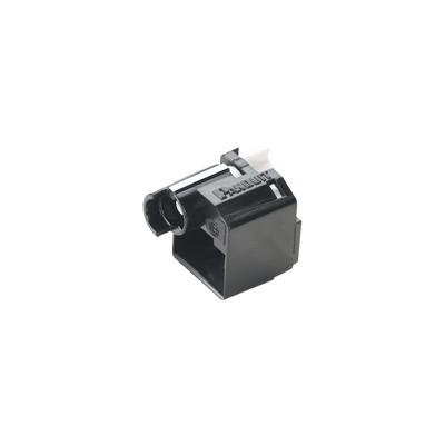 PANDUIT - PSL-DCPLRX-BL - Kit de 10 Dispositivos para Impedir Desconexión de Plug RJ45 Color Negro Incluye Herramienta para Instalar/Retirar