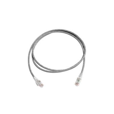 SIEMON - MC6-05-04 - Patch Cord MC6 Modular Cat6 UTP CM/LS0H 5ft Color Gris